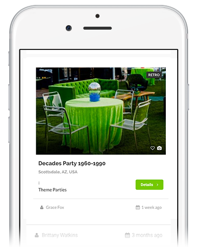 Event Design Source