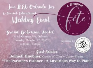 The Partner's Planner- A Luxurious Way to Plan @ Grand Bohemian Hotel Orlando, Autograph Collection | Orlando | FL | United States